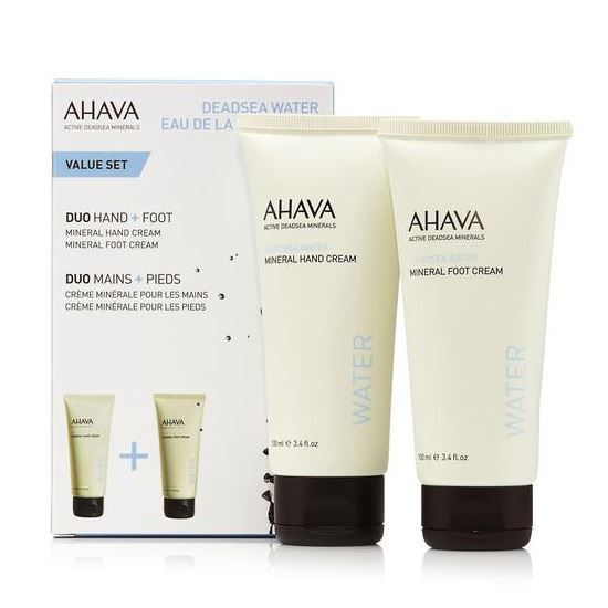 Picture of AHAVA MINERAL FOOT CREAM SET