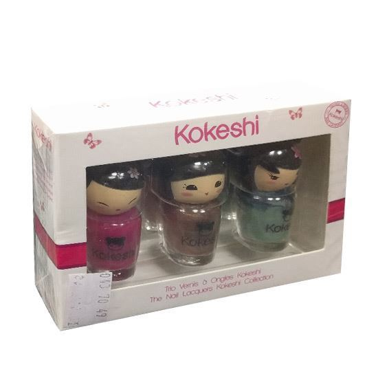 Picture of KOKESHI NAIL LACQUERS COLLECTI