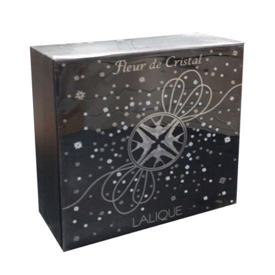 Picture of Lalique Fleur De Cristal 2013 Christmas Set (EDP 100ml, Necklace to be perfumed)
