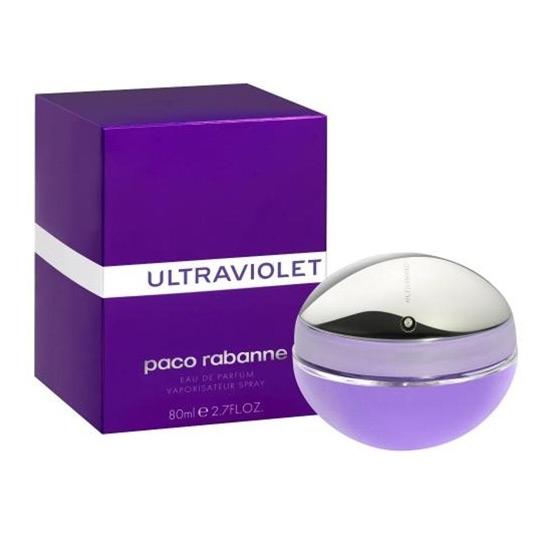 Picture of Paco Rabanne Ultraviolet Eau De Parfum Spray For Women (80 ml./2.7 oz.)