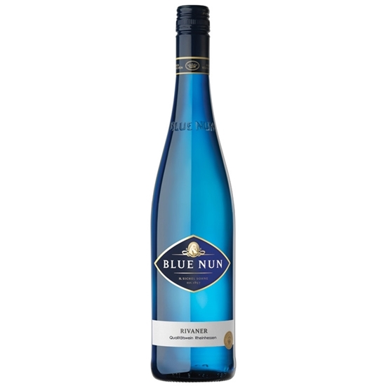 Picture of BLUE NUN AUTHENTIC WHITE QUALITATSWEIN WINE 75 ML