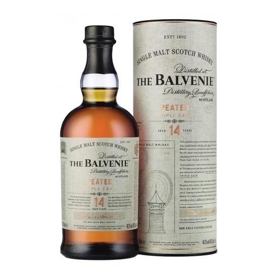 Balvenie 14 Year Old Peated Triple Cask Single Malt